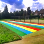 Outdoor Soft Surfacing Specialists in Wissenden 10
