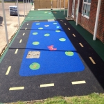 Outdoor Soft Surfacing Specialists in Da Hametoon 8