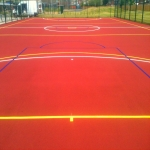 Outdoor Soft Surfacing Specialists in Barabhas 3