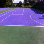 Outdoor Soft Surfacing Specialists in Barabhas 7