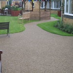 Outdoor Soft Surfacing Specialists in Barabhas 1