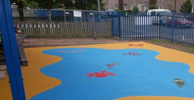 Play Area Surfacing Designs