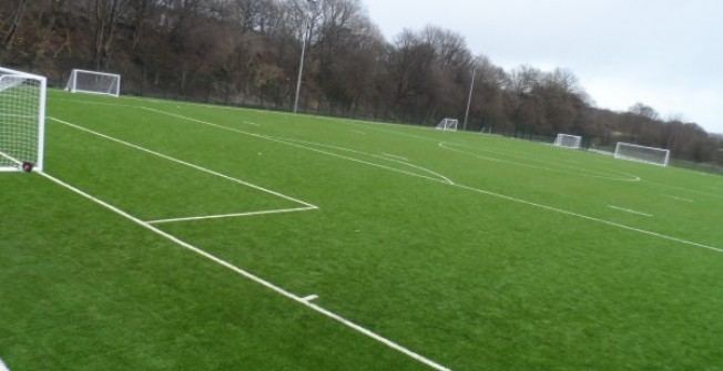 2G Artificial Football Pitch in Ballynafeigh