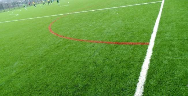 3G Artificial Grass Pitches in Abronhill