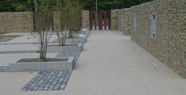 Stone Pathways Designs in Broad Green