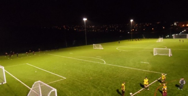 2G Synthetic Turf Pitches in Ballynafeigh