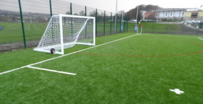 Synthetic 3G Football Pitch  in Abronhill