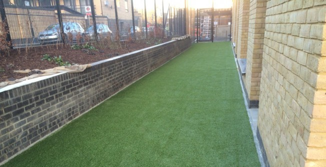 Synthetic Grass Designs in Barraglom