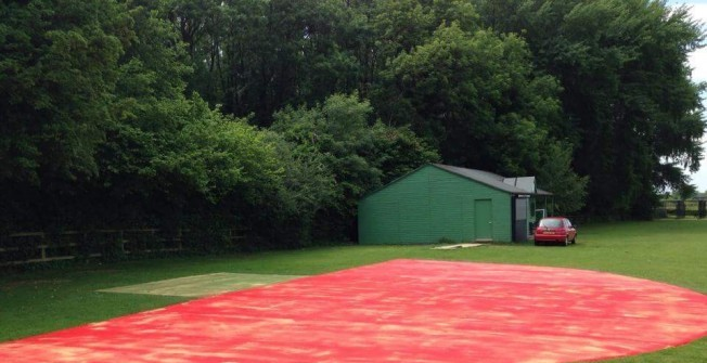High Jump Runway Surfaces in Ardwell