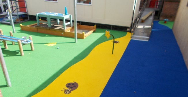 EPDM Playground Flooring Designs in Bowbeck