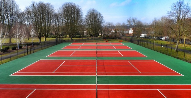 MUGA Flooring Specification in Moyle