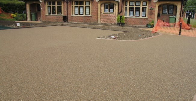 Addagrip Stone Paving Surfaces in North Lanarkshire
