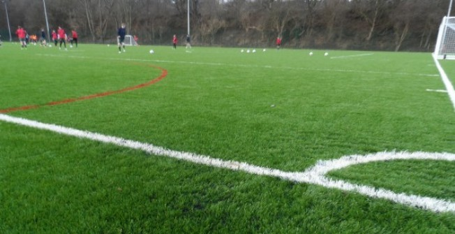 Artificial Football Pitch Specifications