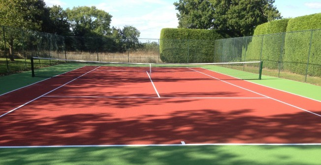 Macadam Tennis Specifications in Azerley