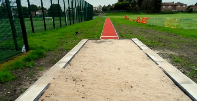 Athletics Surfaces Near You