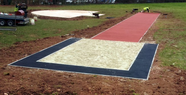 Triple Jump Athletics Surfacing in Dungannon